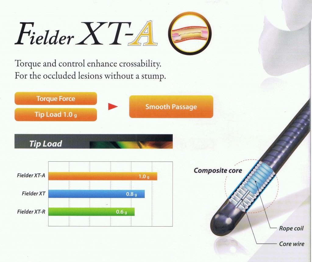 Fielder XT A-1