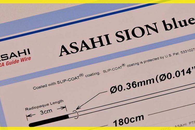 Asahi Sion Blue